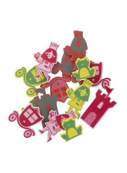 foam stickers - 15960018 - HEMA