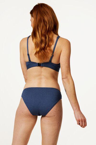 dames padded bikinitop grijs L - 22311013 - HEMA