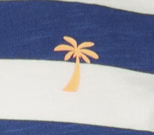 kinder poloshirt blauw blauw - 1000018897 - HEMA
