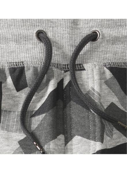 kinder sweatbroek grijs grijs - 1000008388 - HEMA