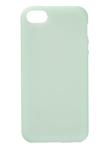 Glow in the dark iPhone case 5/5S/SE - 39600002 - HEMA