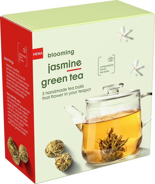 HEMA Groene Thee Bloemen Jasmijn - 5 Stuks