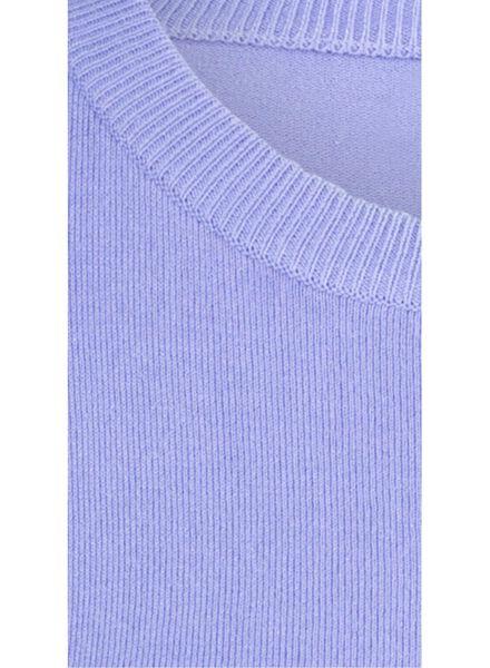 damestrui lichtblauw lichtblauw - 1000017069 - HEMA
