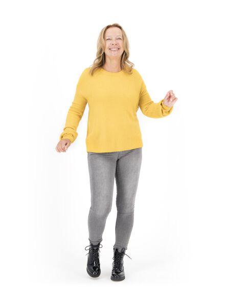 damestrui geel geel - 1000017071 - HEMA