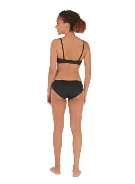 dameshipster second skin zwart zwart - 1000001908 - HEMA