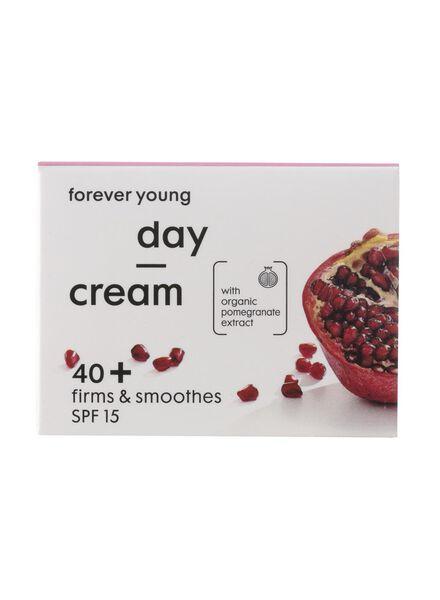 dagcrème forever young vanaf 40 jaar - 17870040 - HEMA