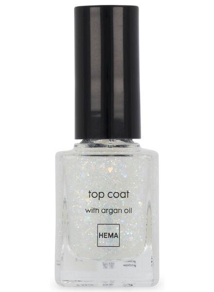 top coat nagellak 71 sparkling stars - 11240171 - HEMA