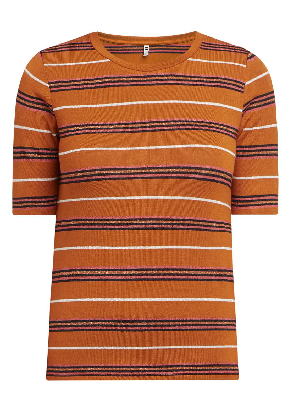 HEMA Dames T-shirt Oranje (oranje)
