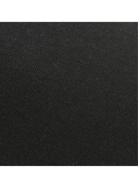 2-pak padded bh's A-D zwart zwart - 1000002483 - HEMA