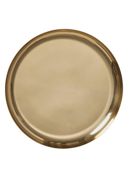 kaasonderzetter - Ø 25 cm - goud - 13382061 - HEMA