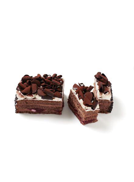 chocoladeschnitt 6 p. - 6320004 - HEMA