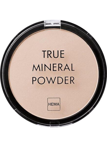 true mineral powder light - 11293401 - HEMA