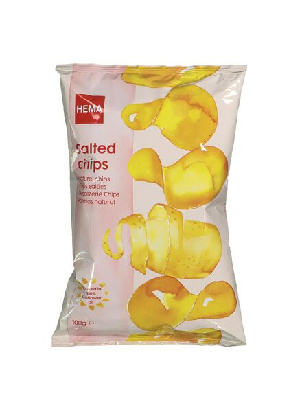 chips naturel - 10661112 - HEMA