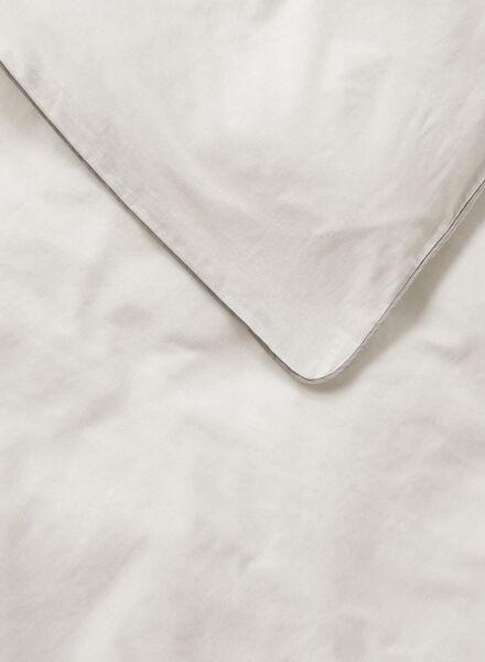 dekbedovertrek - linnen wit wit - 1000015483 - HEMA