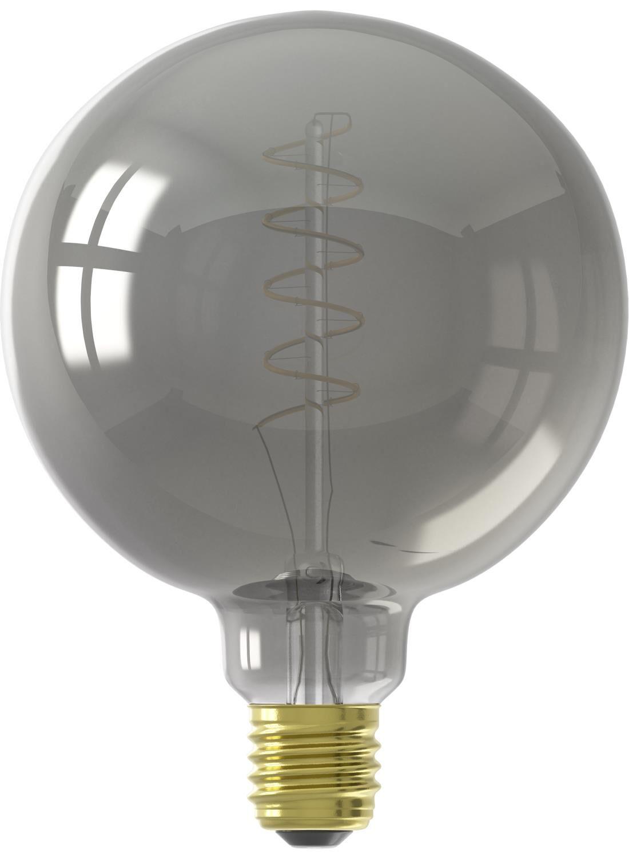 HEMA LED Lamp 4W – 100 Lm – Globe – Titatium (grijs)