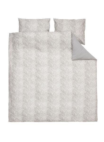 soft cotton dekbedovertrek 200 x 200 cm - 5750038 - HEMA