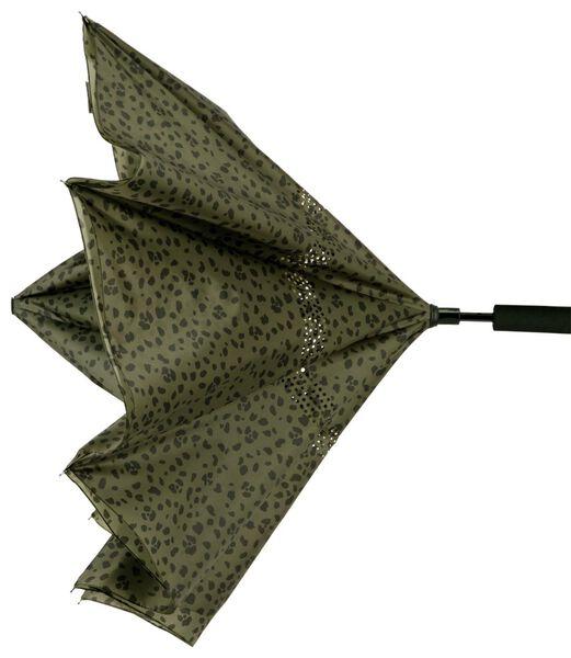 Paraplu omgekeerd Ø105cm groen