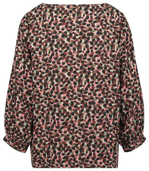 dames top roze roze - 1000022502 - HEMA
