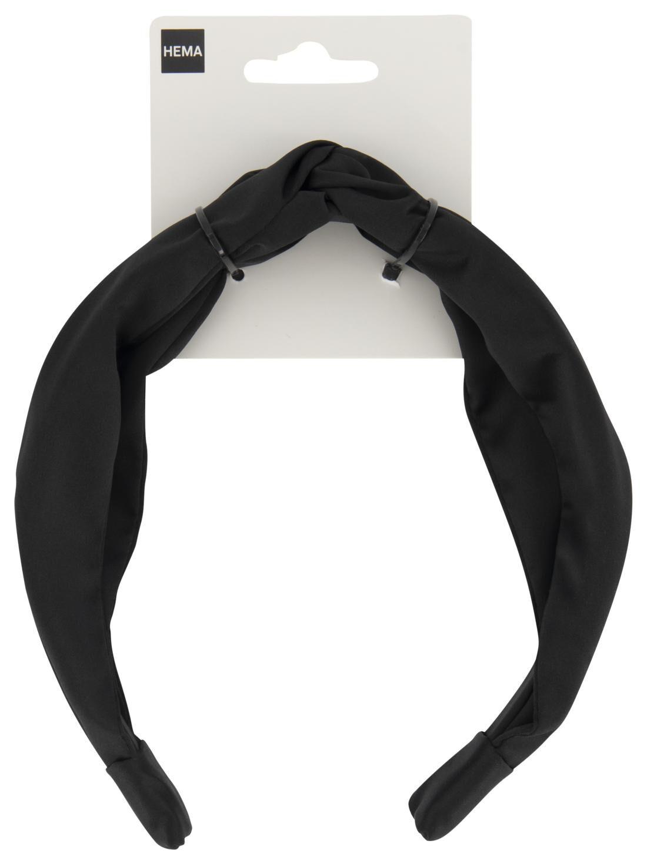 HEMA Haarband Zwart