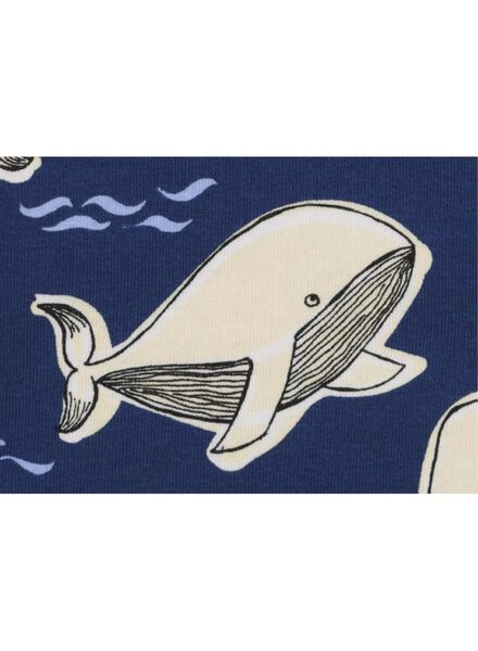 babysweater donkerblauw donkerblauw - 1000017523 - HEMA