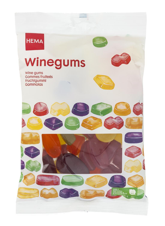 HEMA Winegums