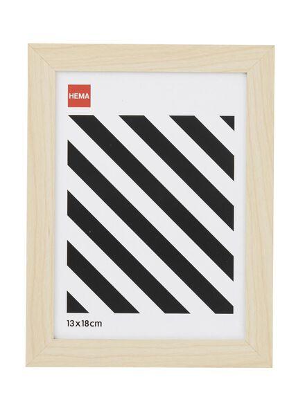 fotolijst 13 x 18 cm 13 x 18 hout - 13680019 - HEMA