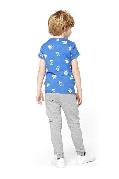 kinder t-shirt zeegroen zeegroen - 1000017729 - HEMA