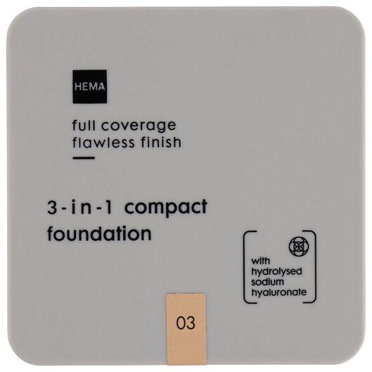 3-in-1 full coverage foundation 03 - 11290343 - HEMA