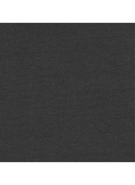 damesrok - biologisch katoen zwart zwart - 1000004757 - HEMA