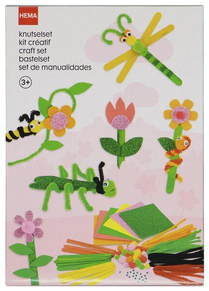 knutselset tuin - 15920088 - HEMA