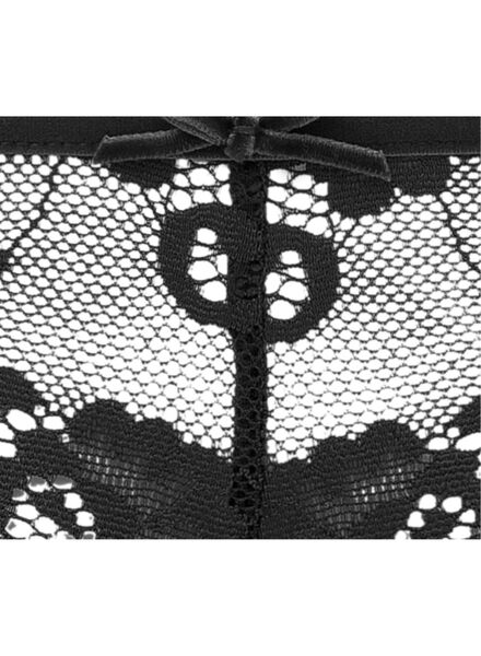 dameshipster zwart zwart - 1000010573 - HEMA