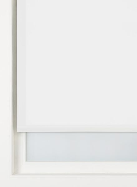 rolgordijn uni lichtdoorlatend - 7410334 - HEMA