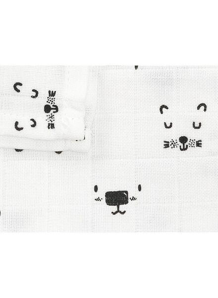 hydrofieldoek 110 x 110 cm - 33328051 - HEMA