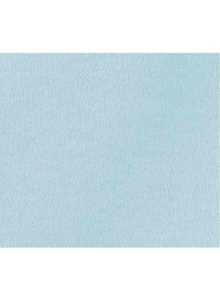 romper - katoen lichtblauw lichtblauw - 1000009752 - HEMA