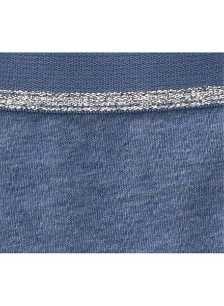 3-pak kinderboxers blauw - 1000001656 - HEMA
