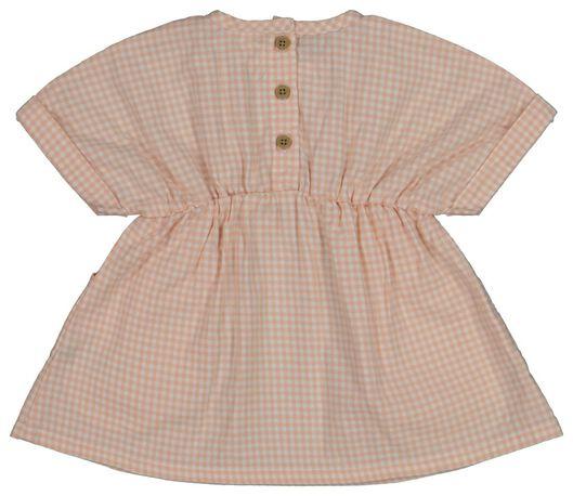 baby jurk roze 80 - 33081575 - HEMA