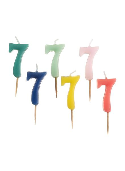 cijferkaars 7 - 14230056 - HEMA