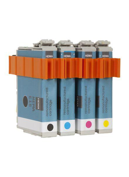 E16 vervangt Epson T071 + T089 - 38399208 - HEMA