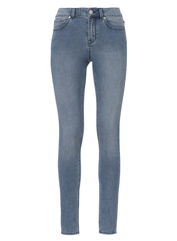 HEMA Skinny Jeans Lichtblauw (lichtblauw)