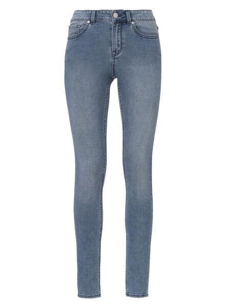 skinny jeans lichtblauw - 1000012010 - HEMA