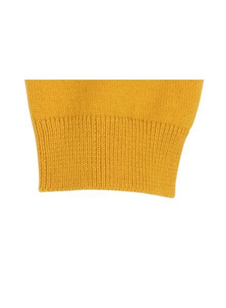 kindervest geel geel - 1000011205 - HEMA