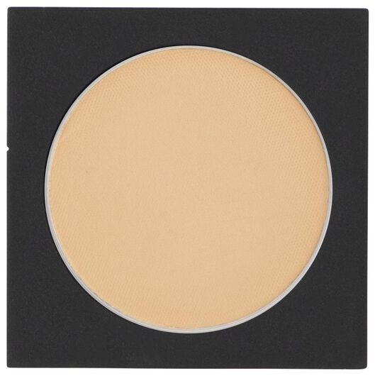 oogschaduw mono mat 01 pin-up peach perzik navulling - 11210301 - HEMA