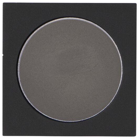 oogschaduw mono mat 04 gorgeous grey grijs navulling - 11210304 - HEMA