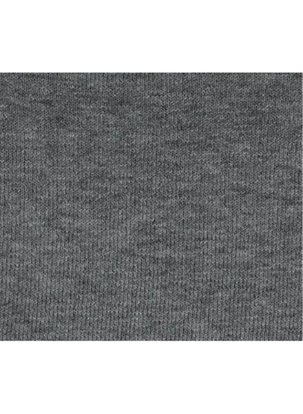 dames coltrui grijsmelange grijsmelange - 1000009712 - HEMA