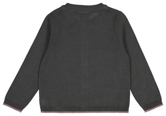 babyvest grijs grijs - 1000021380 - HEMA