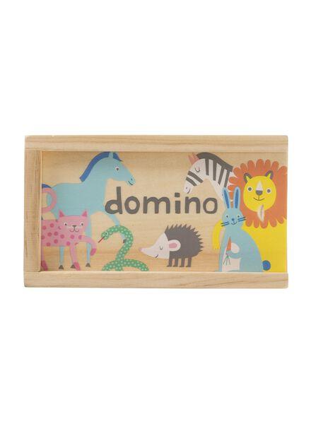 houten domino - 15110260 - HEMA
