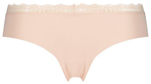 dameshipster katoen roze roze - 1000019747 - HEMA