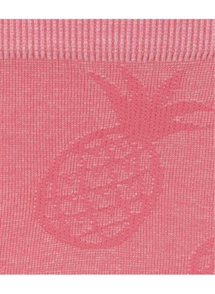 damesslip roze roze - 1000008047 - HEMA