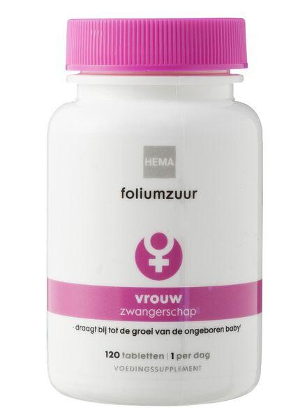 foliumzuur - 11401605 - HEMA