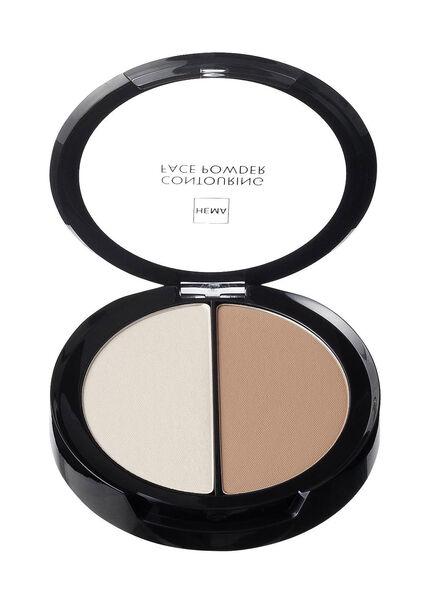 contouring face powder warm - 11294801 - HEMA